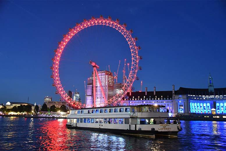 Entertainment: 4hr Party Boat Cruise, Snack Box & Tiger Tiger Night Club Entry