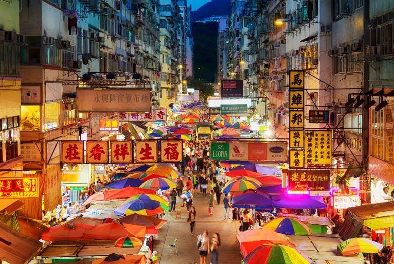 Long Haul & Cruises: 15nt Asian Adventure & Flights - Dubai, Hong Kong, Bangkok & More!