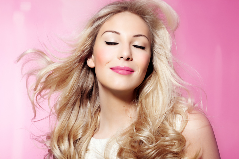 £24 for a full head of colour, deep conditioning treatment, cut and blow dry at Selina's Beautique, Birmingham