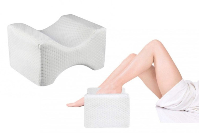 Memory Foam Leg Pillow – 4 Designs! (£9.99)