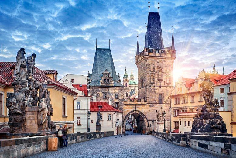 European City Breaks: 2-3nt 4* Prague City Break & Flights - Award-Winning Hotel!