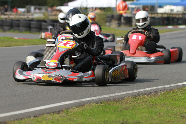 £12.50 for a £25 go-karting voucher, £25 for a £50 voucher or £50 for a £100 voucher at LetsGoActive, Essex - save 50%