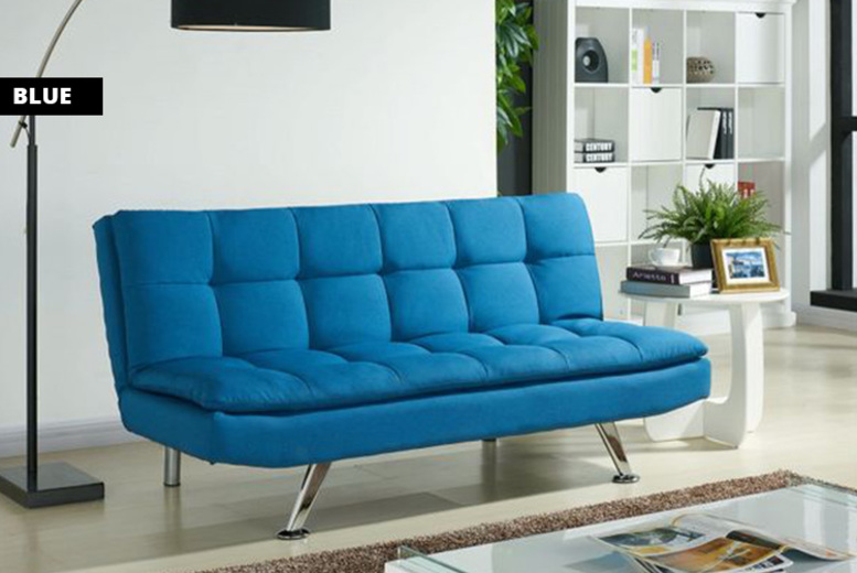 3Seater Reclining Sofa Bed  5 Colours!