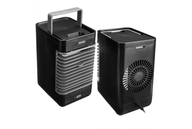 Cool Blue Portable Tabletop Air Cooler