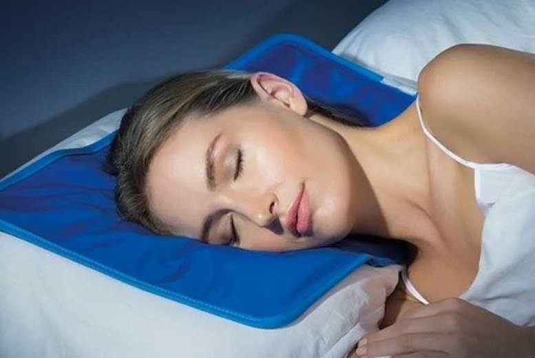 1 or 2 Cooling Gel Pillows (£4.99)