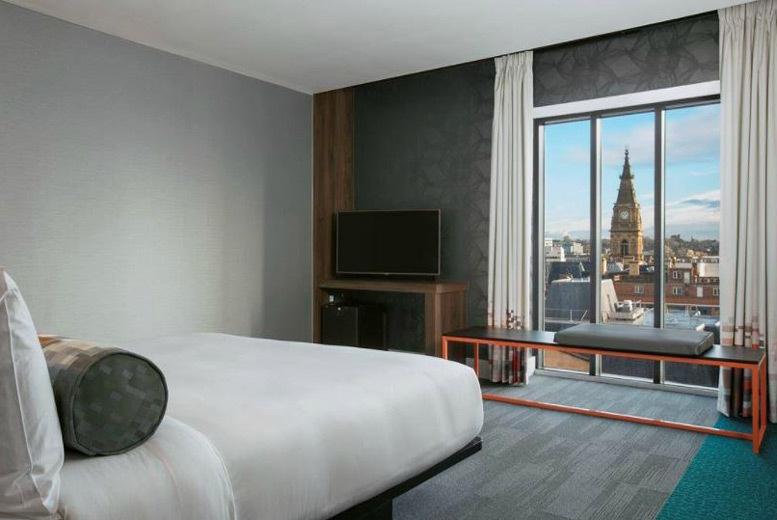 UK City Breaks: 4* Liverpool Stay, Breakfast & St Johns Beacon Viewing Gallery Entry