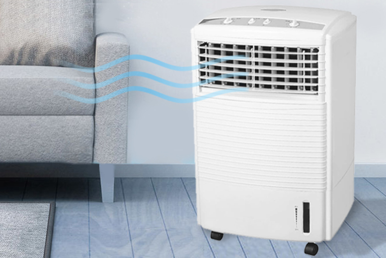 3Speed Portable Air Cooling Unit  2 Colours!