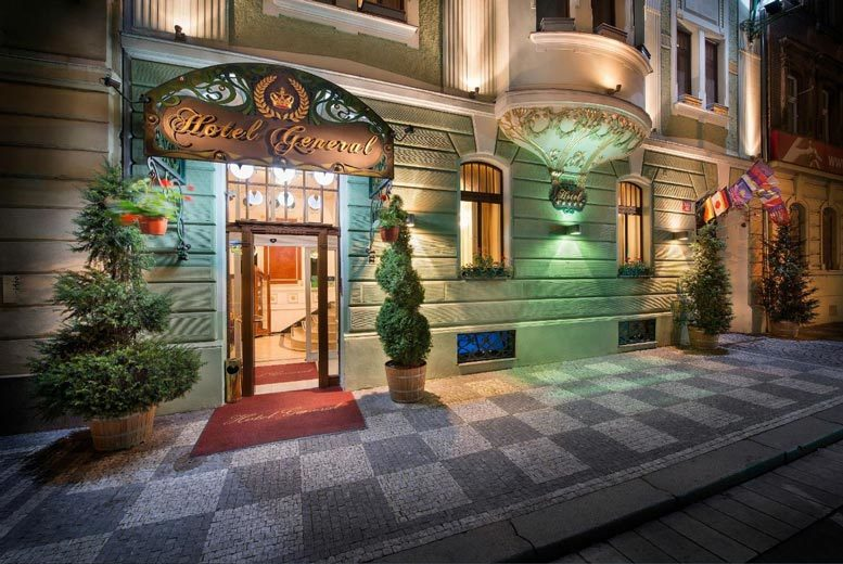 European City Breaks: 2-3nt Luxury 5* Prague City Escape, Breakfast & Flights