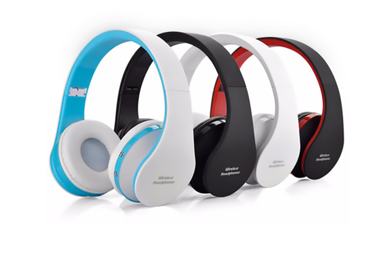Bass Studio 5 Wireless Over Ear Headphones  4 Colours!