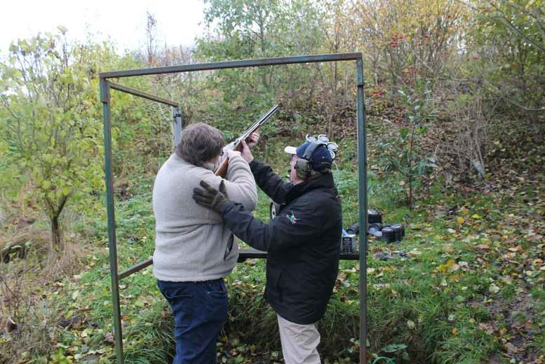 Activities: Clay Pigeon Shooting Experience - 10 Locations!