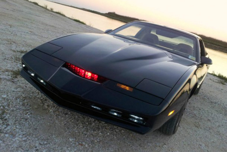 Activities: 'Knight Rider' Driving Experience - 15 Locations!
