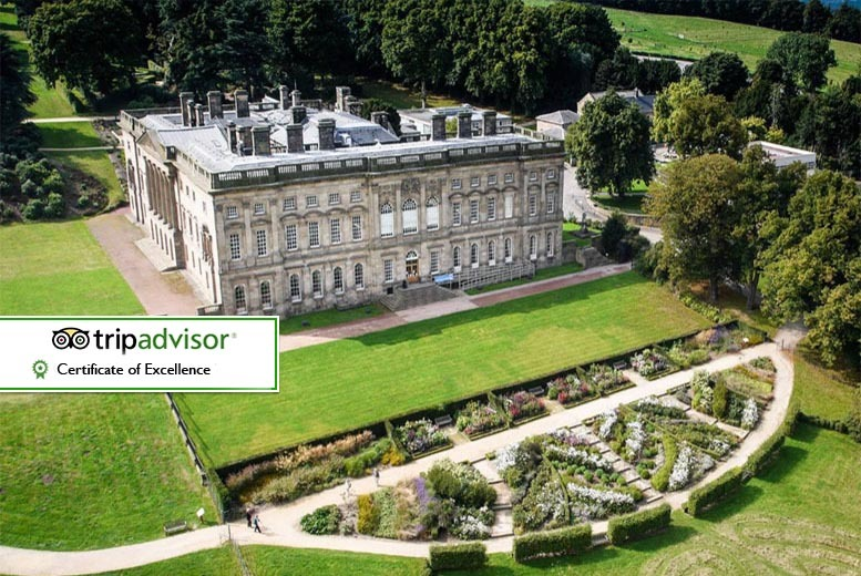 £8 instead of £15.50 for two adult tickets including parking to Wentworth Castle Gardens, Barnsley - save 48%
