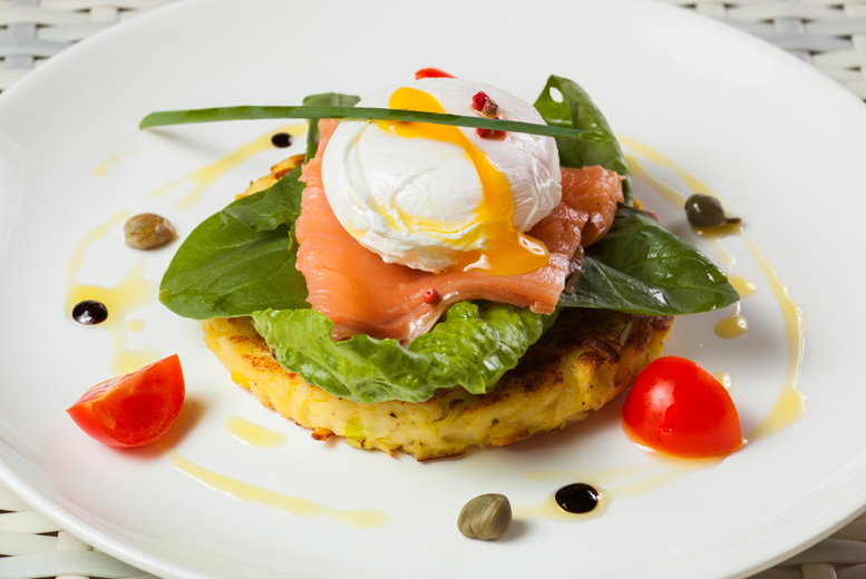 £25 for brunch and 'bottomless' Prosecco for two at Signature Steakhouse, Nottingham