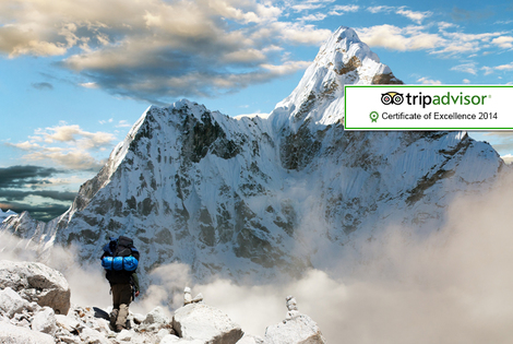 £499pp instead of up to £1388.58pp (from Himalayan Scenery Treks & Expedition) for a 15-day trip to Nepal with Everest Base Camp trek - save up to 69%
