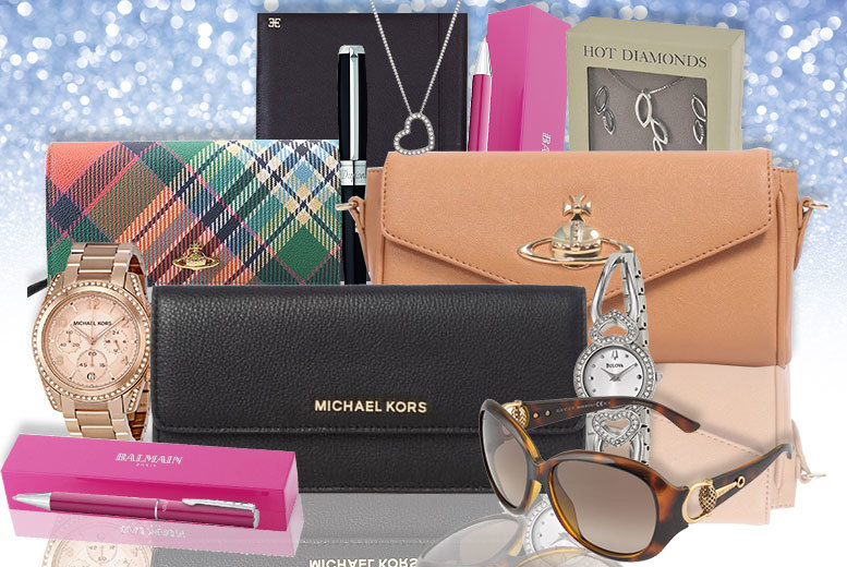 £10 (from Brand Logic) for a Mystery Luxury Accessory Deal - Vivienne Westwood, Gucci, Michael Kors, Bulova, Dupont, Hot Diamonds and more!