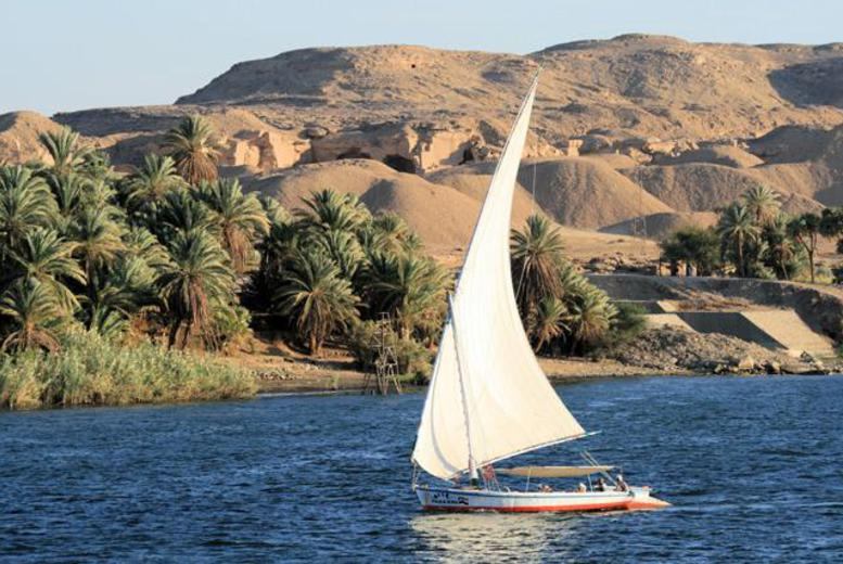 From £279pp (from Encounters Travel) for an 8-day Egyptian tour inc. 4 or 5* accommodation, 2-night Nile boat trip, breakfast and more - save up to 30%