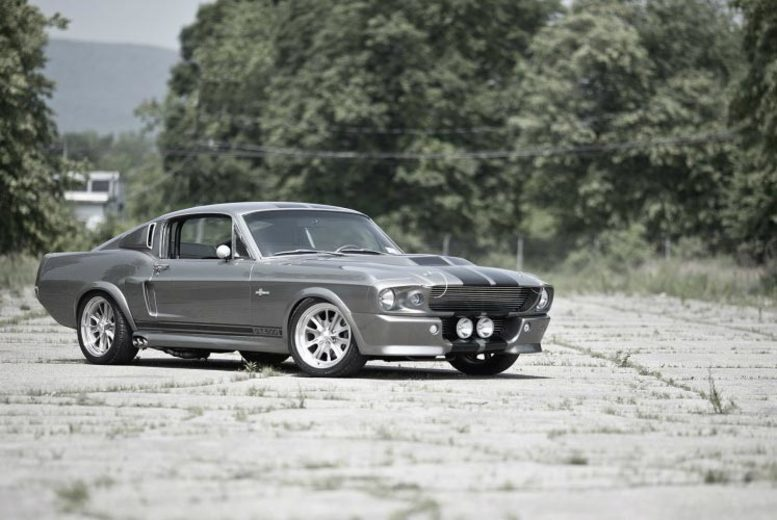 Activities: 'Gone in 60 Seconds' Shelby Mustang Driving Experience - 15 Locations!