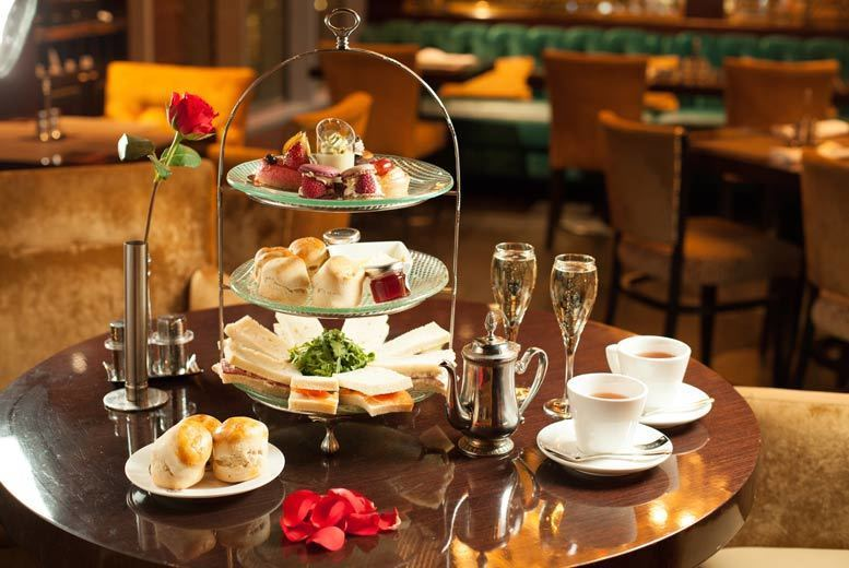 Restaurants & Bars: Prosecco Afternoon Tea for 2 @ Caffé Concerto - 11 Locations!