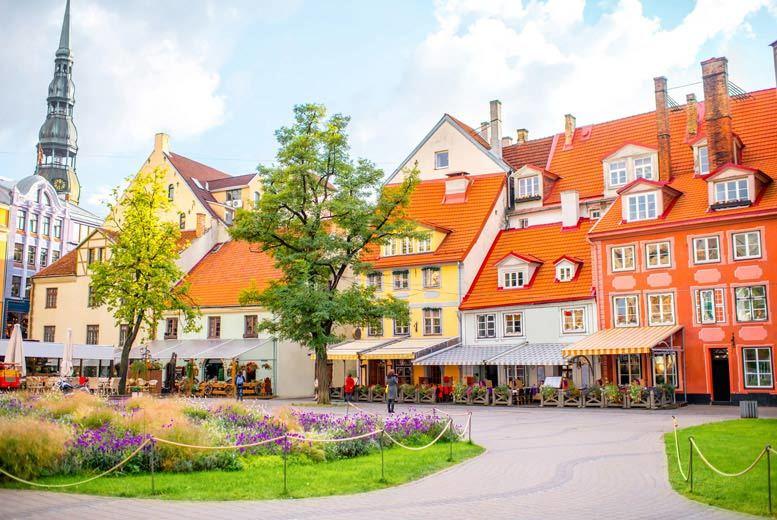 European City Breaks: 2-3nt Central Riga City Escape & Flights