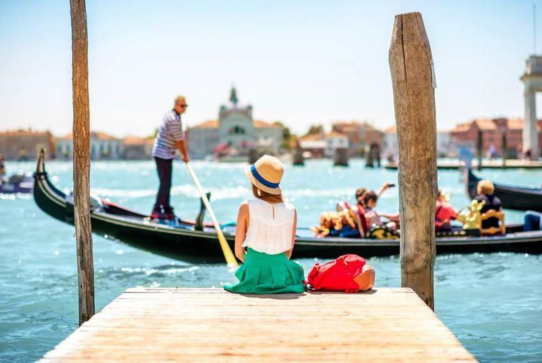 European City Breaks: 4-6nt Rome & Venice Holiday, Train Transfer & Flights