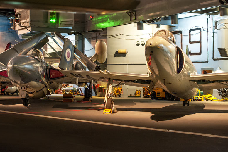 Entertainment: Entry to Royal Navy Fleet Air Arm Museum, Ilchester – 5 Options!
