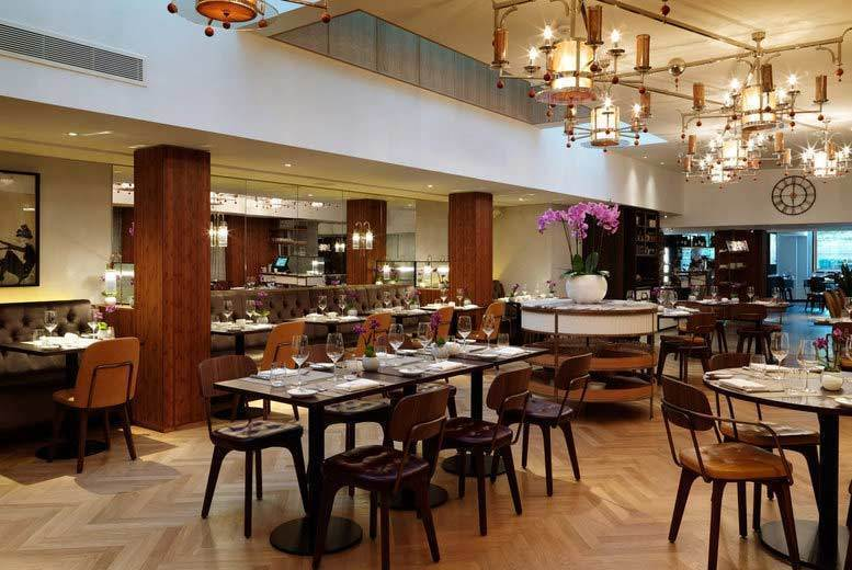 Beauty: 5* Athenaeum Spa Access & Galvin 3-Course Lunch for 2, Mayfair