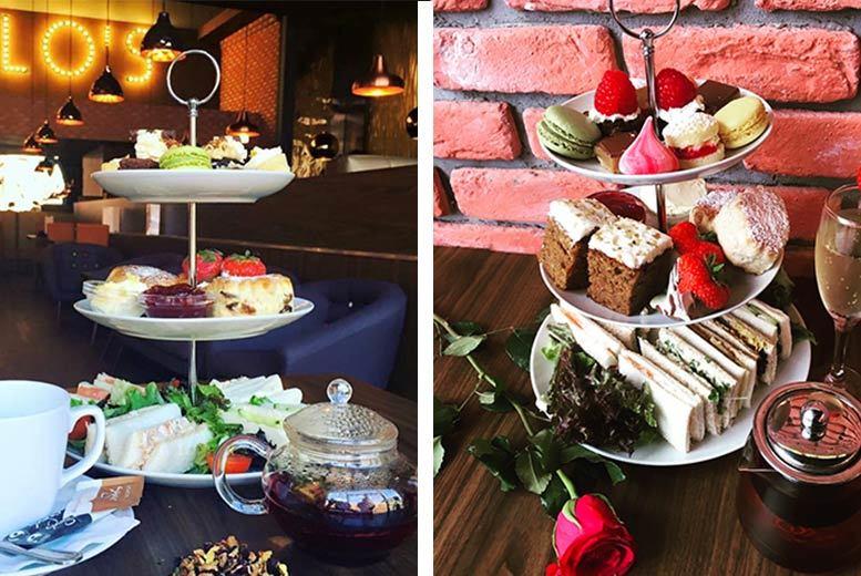 Restaurants & Bars: Afternoon Tea For 2 Or 4 @ Pirlo's, Birmingham – Luxury Upgrade!