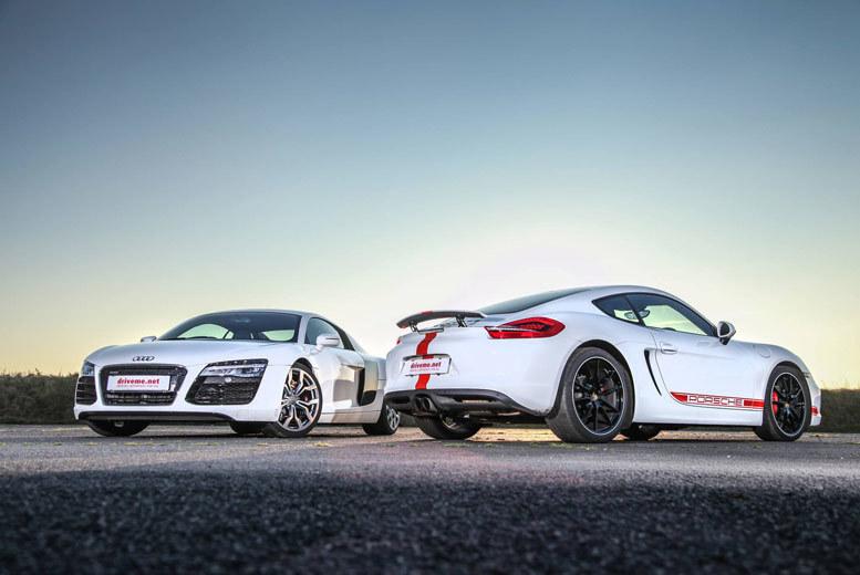 Activities: Supercar Driving Experience - Lambo, Ferrari, Aston & More!