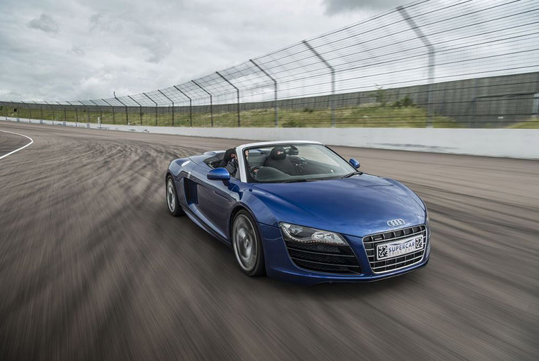 Activities: 3 or 6-Lap Supercar Driving Experience & Hot Lap - 10 Tracks!