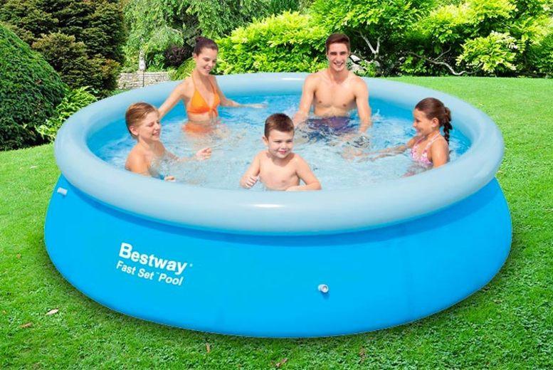 Bestway Intex Swimming Pool  3 Sizes!