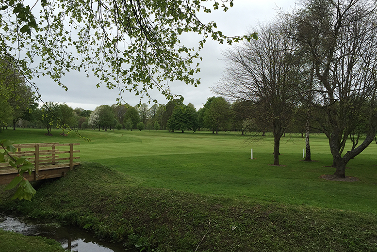 Activities: 18 Holes of Golf for 2 or 4 @Tynedale Golf Club