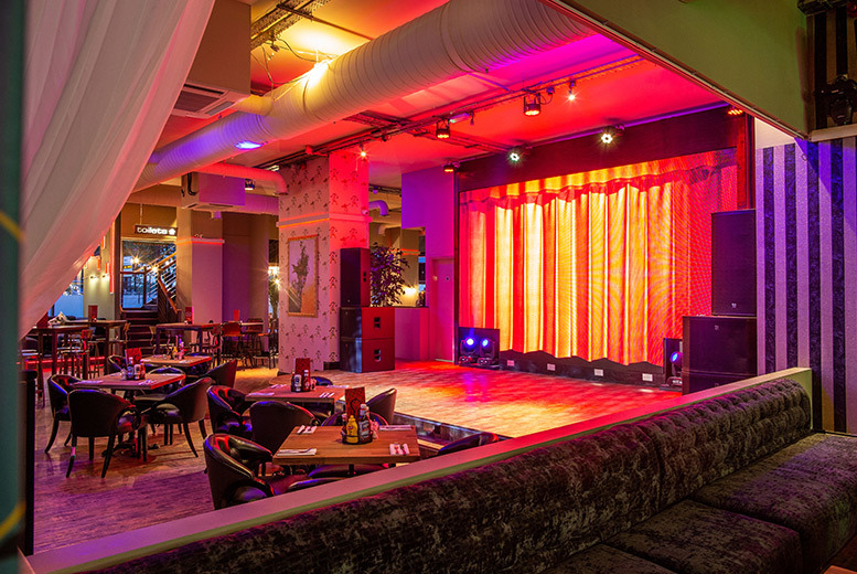 Restaurants & Bars: Coco Southend Entry & Cocktail - Burlesque or Music Night!
