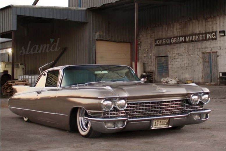 Activities: 3-Lap Lowrider Cadillac Experience - 14 Locations!