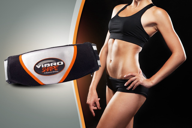 £19.99 instead of £44.99 (from TheGiftShopUK) for a Vibro Shape ab toning belt - tone up today and save a belting 56%