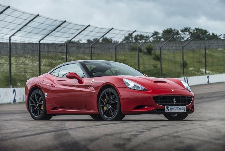 Activities: Ferrari Supercar Driving Experience & Hot Lap - 9 Locations!
