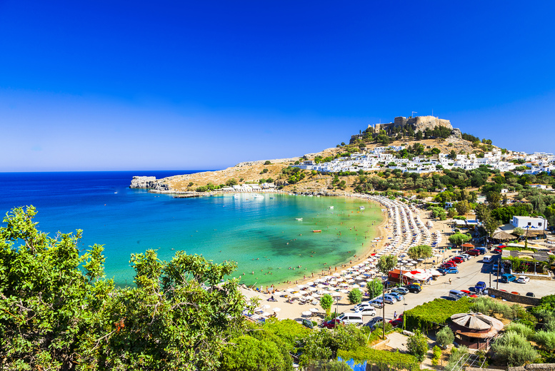 5-7nt 4* All-inclusive Rhodes Break & Flights