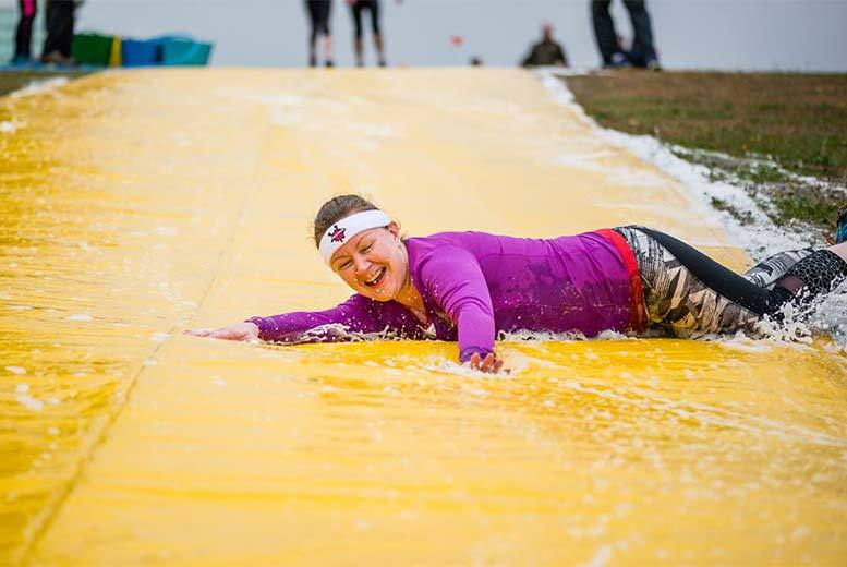 Activities: Tkt To The Chocolate 5K Obstacle Rush, Birmingham