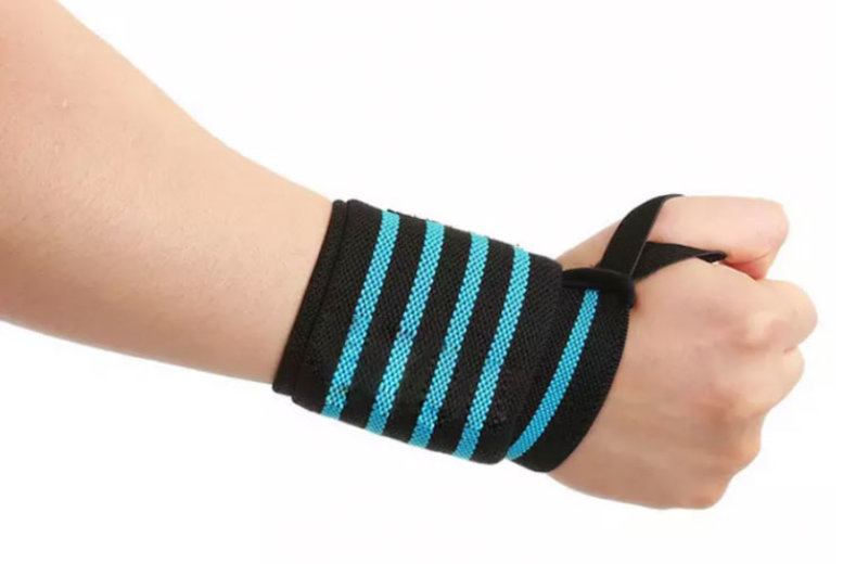 Pressurised Weightlifting Wristband  5 Colours!