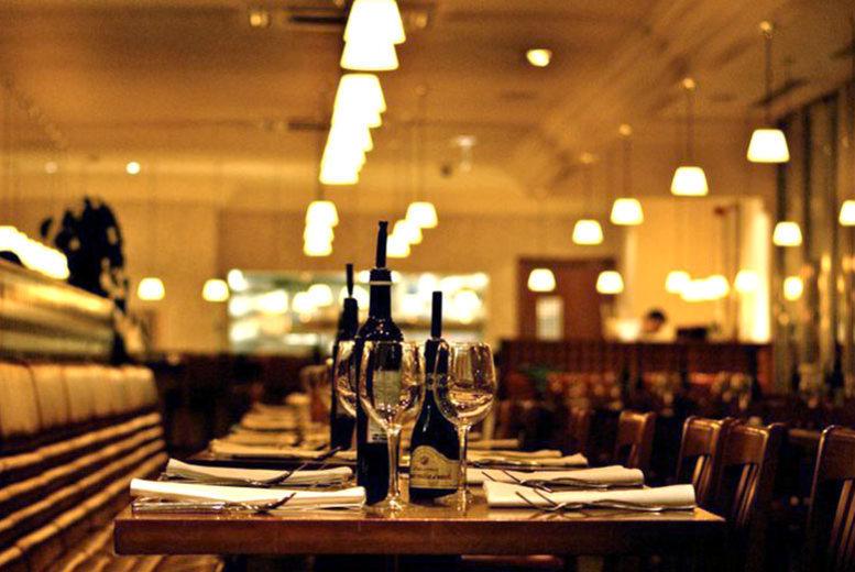 Restaurants & Bars: Steak or Seabass Dining & Wine For 2 Or 4 @ Piccolino