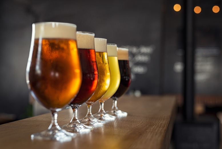 Activities: VIP Brewery Tour & Tasting Package for 2 @ The Ferry Brewery