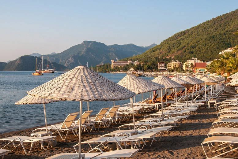 Beach Holidays: 7nt All-Inclusive Turkey Getaway & Flights - Summer Dates!