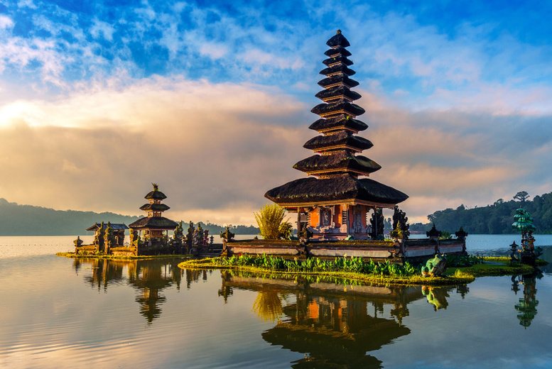 From £649pp (From Weekender Breaks) for a fourteen-night Bali getaway with return flights, or pay a £299pp deposit today - save up to 35% from Weekender Breaks