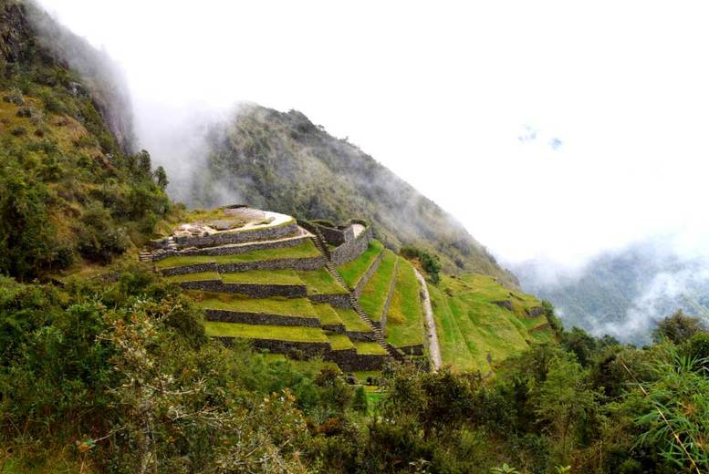 £549pp (from Inkayni Peru Tours) for a seven-day Inca Trail Machu Picchu tour and trek including accommodation, transfers, breakfast and selected meals - save up to 59%