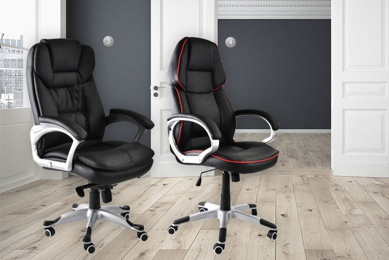 Luxury Home Office Chair (Multiple Choice)