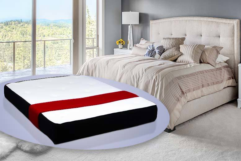 Luxury Bonnell and Memory Sprung Mattress