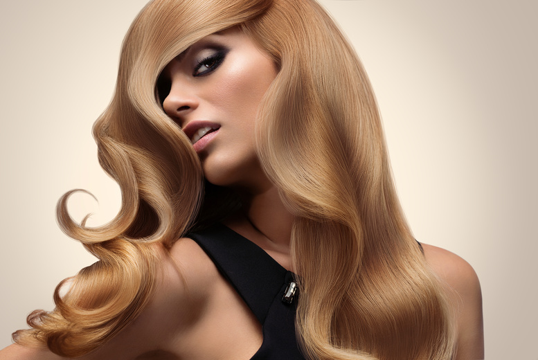 £42 instead of £195 for a Brazilian keratin blow dry at Hairways Hair & Beauty, Putney - save a sleek 78%