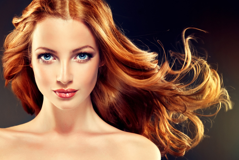 £12 instead of £40 for a wash, cut and blow dry with a Wella conditioning treatment at Hair by Lynn McGeoch, Gosforth - save 70%