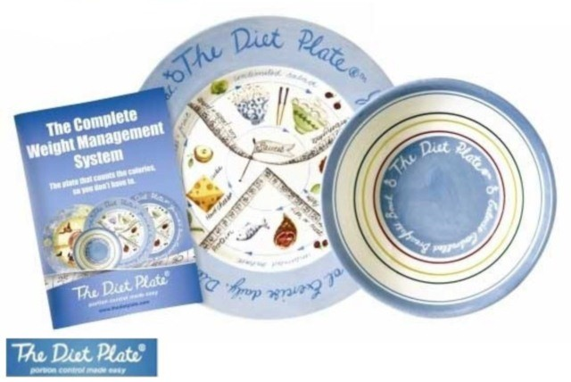 £19.99 instead of £39.98 (from Diet Plate) for a Diet Plate Complete Weight Management System - give your beach body a boost & save 50%
