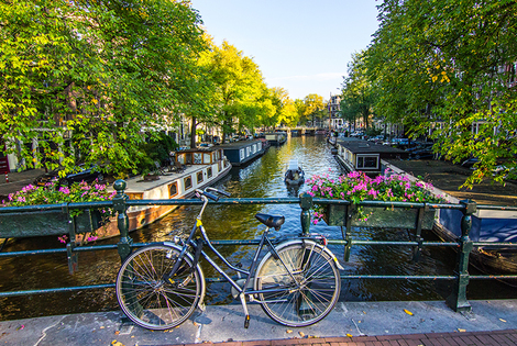 From £79pp (from iFly Holidays) for a two-night Amsterdam break including flights, from £139pp for a three-night break - save up to 29%