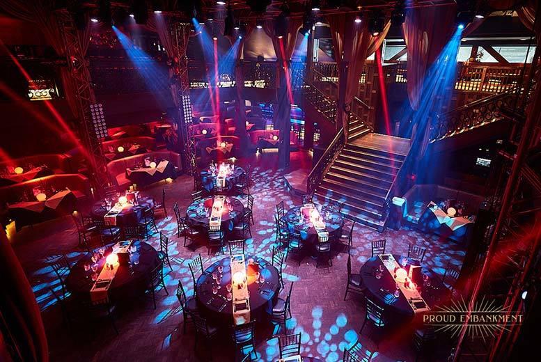 Restaurants & Bars: Drag Cabaret, Sharing Platter & Bottomless Cocktails @ Proud